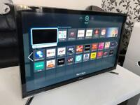 """Samsung 32"""" Smart FullHD BuiltInWifi 1080p USB Immaculate Condition"""