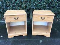 Bedside Tables ( Can Deliver )