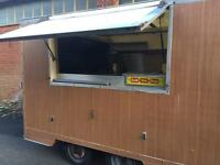 Catering van/food truck/burger van for sale!