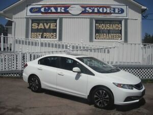 2013 Honda Civic EX SUNROOF HTD SEATS BACK UP CAMERA!!
