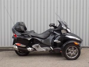 2013 Can-Am Spyder RT Limited