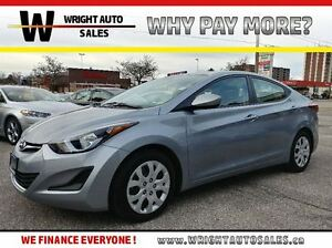 2016 Hyundai Elantra GL| BLUETOOTH| HEATED SEATS| CRUISE CONTROL
