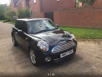 ✅ MINI HATCH COOPER D 1.6 (2007-57REG) BLACK❗️Recently Serviced❗️12Months MOT❗️Cheap Road TAX £30 Yr