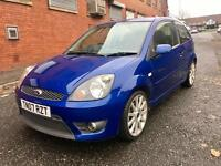 FORS FIESTA ST 2007 MINT CONDITION GREAT EXAMPLE VERY CHEAP SALE!