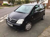 2004 VAUXHALL MERIVA 1.6 DRIVES LOVELY ONLY 77,000 LONG MOT