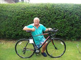 claude butler R1 alloy racing bike