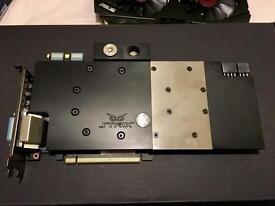 ASUS GTX 980 Strix OC plus EKWB waterblock