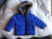 Baby boys winter jacket