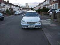 Mercedes Benz C180 | Silver | Petrol | Automatic | 2 Owners | 1 Year MOT