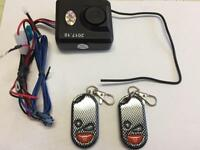 (( SAME DAY INSTALLATION )) MOBILITY SCOOTER ANTI THEFT ALARMS - ALSO FIT MOTORCYCLE - BOAT - CAR