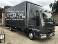 London Movers Home & Office Removal Man & Van Services House Waste Clearance UK Europe Collections