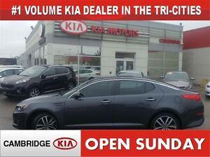 2014 Kia Optima SX / NAV / LEATHER / ONLY 22KM