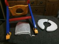 Toilet training set