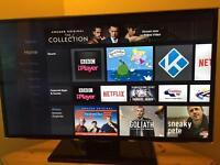 40'' Samsung Smart Tv
