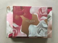 Ted Baker The Porcelain Rose Garden Toiletries Collection (includes 2 boxes). RRP £50. Brand new.