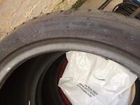 Maxis 235 40 17 tyres