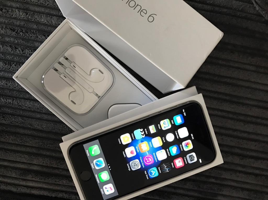 IPHONE 6 UNLOCKED, as NEWin Newcastle, Tyne and WearGumtree - IPHONE 6 UNLOCKED As NEW 16 GB. Space GReyBOXED WITH CHARGER and earphones Can deliver Price £240