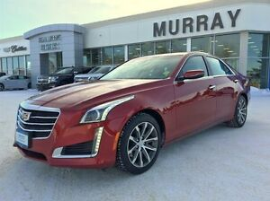 2016 Cadillac CTS Luxury Collection AWD *Nav* *Lane Assist* *Hea