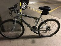 "Trax TR.1 Rigid Mountain Bike Bicycle 26"" Inch Wheels Steel Frame 18 Gears"