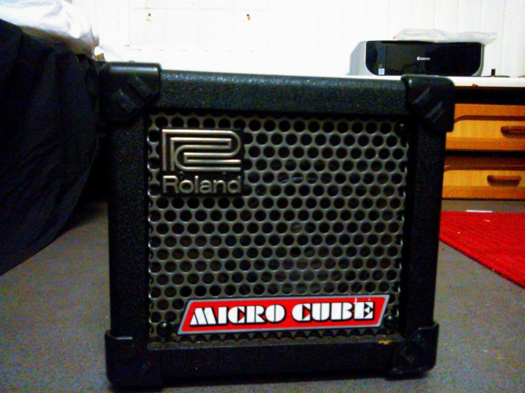 Busking Amp Bass Cube Busking Amp Speaker