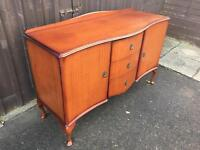 Mahogany Sideboard ( Can Deliver )