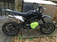 50cc Pitbike - has vin and chassis number