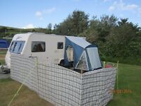 **** BAILEY PAGEANT PROVENCE*** 2008 MODEL***WATCH THE VIDEO***5 BERTH CARAVAN***L SHAPE LOUNGE***