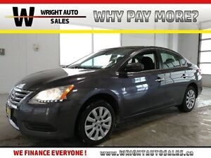 2015 Nissan Sentra S| BLUETOOTH| CRUISE CONTROL| A/C| 63,802KMS
