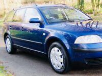 2003 (03) Volkswagen Passat 1.9 TDI 130 PD SE Estate