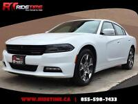 2015 Dodge Charger SXT AWD - Sunroof, 19in Alloy Wheels