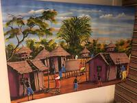 South African Painting