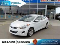 2012 Hyundai Elantra Sedan w/Bluetooth