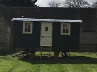 Shepherd's Hut - never used!