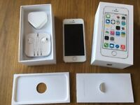 Perfect Iphone 5s unlocked, boxed with all accesories