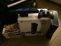 Black Xbox 360 250GB bundle with Kinect
