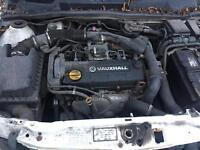 Vauxhall Astra 1.7 dti engine