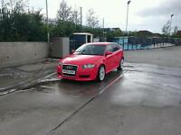 Audi a3 limited edition swap for diesel