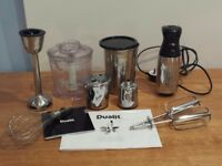 Dualit DHB1 Hand Blender with all accessories boxed like new