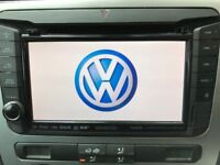 Vw kenwood dnx521 dab ( fit scirocco ,T5 ,golf ,Passat,polo )