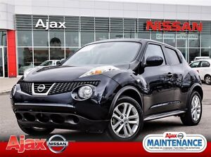 2014 Nissan Juke SV*AWD*Accident Free*