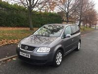 Volkswagen Touran 2.0 TDI SE Automatic 0 Previous Owners!+ Not Ford VW Golf Audi A3 A4