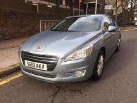 Peugeot 508-1.6cc 61REG Full service history Long MOT with all previous MOTs