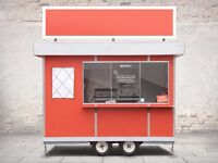 Catering Trailer Brand NEW / Festivals, Streetfood, Events ONO