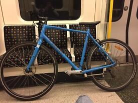 Trek bike new parts just spent £100 have rear v brake