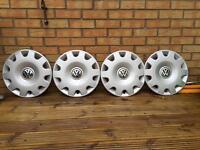 "VW 15"" Wheel Trums"