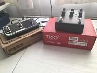 Digitech Trio + with FS3X Footswitch (Mint Condition)