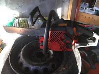 Jonsered 2041 turbo chainsaw