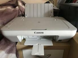 Canon printer with scanner and photo copier