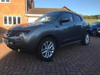 NISSAN JUKE TEKNA 62 REG 1.5 DCI***ONE OWNER***TOP SPEC