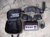 electronic body toner